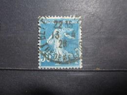 """VEND BEAU TIMBRE DE FRANCE N° 192 , OBLITERATION """" BELFORT """" !!! (a) - 1906-38 Semeuse Camée"""