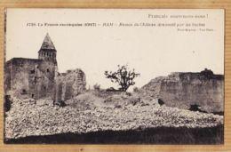 X80084 HAM Somme Ruines Du Château Dynamité Par Les Boches FRANCE Reconquise 1917 CpaWW1 Guerre 1917 BAUDINIERE 1730 - Ham