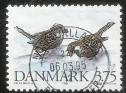 Danmark - 1994 - (o) Used  - Inheemse Dieren - Moineaux