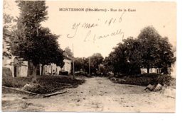MONTESSON - Rue De La Gare - France