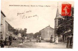 MONTESSON - Entrée Du Village . L'Eglise - France