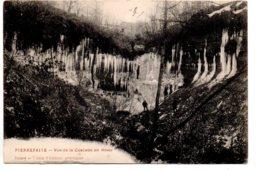 PIERREFAITE - Vue De La Cascade En Hiver - France