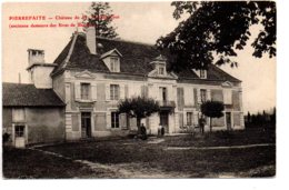 PIERREFAITE - Château De Michelescout (ancienne Demeure Des Sires De Benjeu) - France