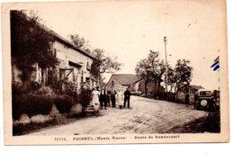 POISEUL - Route De Bonnecourt - France