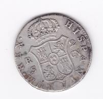 Belle  2 Réales 1796 CN Séville  TTB+ - Colecciones