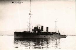 CPA AK Bellatrix, SHIPS (763916) - Guerra