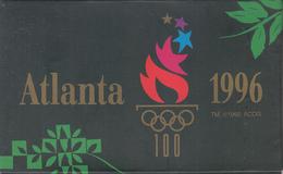 CHINA 1996 Centennial Olympic Game-The Game Of XXVI Olympiad In Atlanta Hologram Postal Cards(12V) - 1949 - ... Repubblica Popolare