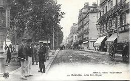 34    Béziers     Allée Paul-riquet - Beziers