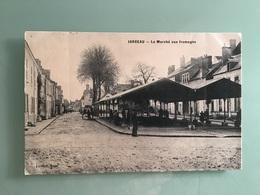 JARGEAU — Le Marché Aux Fromages - Jargeau