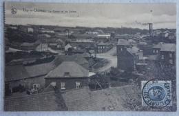 CPA THY LE CHATEAU Région Gourdinne Walcourt Centre Et Usines - Belgium