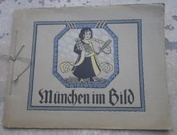 München Im Bild Grand Album De Photos De La Ville Munich Photographische Aufnahmen Jäger & Georgen - Verlag Monachia - Livres, BD, Revues