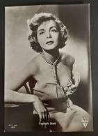 Cartolina Lizabeth Scott - Film La Gang - 1943 - Other