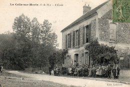 La  Celle  Sur  Morin -    L' école. - Autres Communes