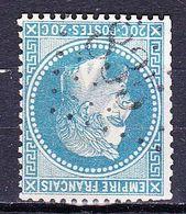 France-Yv 29B, GC 835 LaChaise-Dieu - 1849-1876: Période Classique