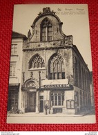 BRUGGE  -  BRUGES  -  Witte Saayhalle (Huis Der Genuanen) Halle Aux Serges ( Maison Des Gênois) - Brugge