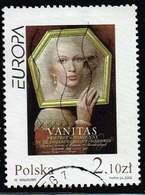 Polen 2003,Michel# 4050 O  Europa (C.E.P.T.) 2003 - Posters - Oblitérés