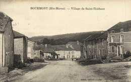 BOURMONT (Hte Marne) Village De Saint Thibaut RV - Bourmont