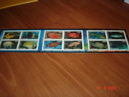 POLYNESIE FRANCAISE  ANNEE 2009  CARNET NEUF NON PLIE N° YVERT C882   POISSONS DE POLYNESIE - Collections (without Album)
