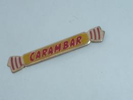 Pin's CARAMBAR - Alimentation