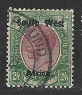 Sud West Africa - 1923 - Usato/used - Ordinari - Mi N. 17 - Africa Del Sud-Ovest (1923-1990)