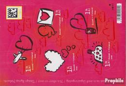 Finnland Block48 (kompl.Ausg.) Postfrisch 2008 Valentinstag - Finland