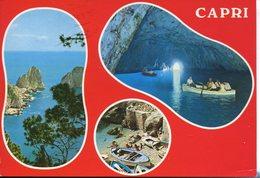 Capri - Vedute (viaggiata 1995) - Italie