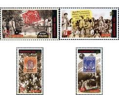 Ref. 43547 * MNH * - SINGAPORE. 1995. 50th ANNIVERSARY OF THE END OF THE SECOND WORLD WAR . 50 ANIVERSARIO DEL FIN DE LA - Voitures