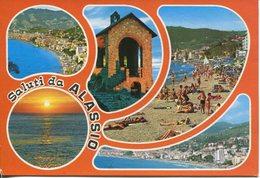 Alassio - Vedute (viaggiata) - Italie