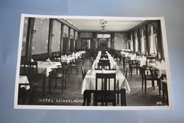 A295 Špindlerův Mlýn Spindelmühle Hotel 1930 Restaurant - Tchéquie