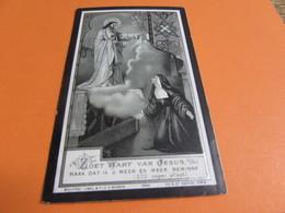 DOODSPRENTJE  ANGELINA  MARIEN - Images Religieuses