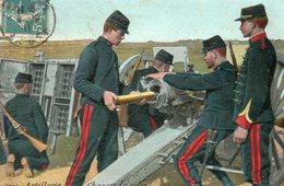 Artillerie - Chargez La Pièce ! - - Manoeuvres