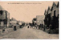 St-Jean-de-Mont-Les Chalets Et L'Allée De La Plage - Saint Jean De Monts