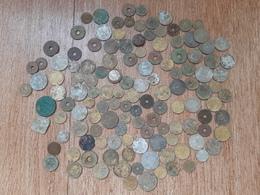 Gros Lot De Monnaies De Prospection - France