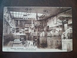 Carte  Magasin  Taverne Viennoise Rue De Paris - LILLE - Lille