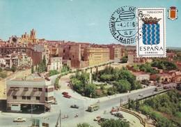 España Nº 1640 En Tarjeta - Maximum Cards