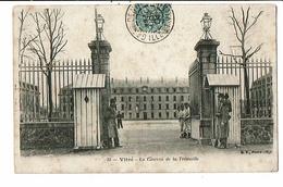 CPA-Carte Postale-France Vitré- Caserne De La Trémoïlle -1904-VMO15871 - Vitre