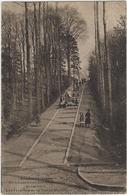 Geeraardsbergen.   -   De Trappen Van Den Oudenberg    -   Grammont   -   1928   Naar   Schaerbeek - Geraardsbergen