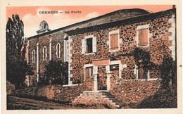Darbres NA3: La Poste - Autres Communes