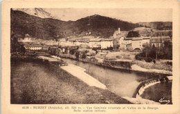 07 BURZET - Vue Générale Orientale Et Vallée De La Bourge (petite Coupure En Bas Gauche)      * - Altri Comuni