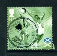 GREAT BRITAIN  -  2014 Commonwealth Games £1.47 Used As Scan - Gebruikt