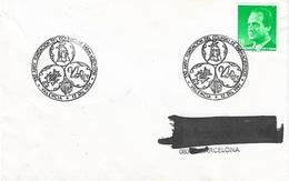 SPAIN. POSTMARK 550th ANNIV. OF THE FOUNDATION OF THE SCHOOL OF PHARMACEUTICALS. VALENCIA 1991 - Impuestos De Guerra