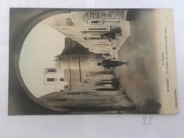 CPA TUNISIE - HAMAMET - La Kasbah - La Kasbah Fut Construite Au XV E Siècle - Tunisia