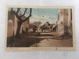 CPA TUNISIE - HAMAMET - 13 - Grande Rue - Tunisia