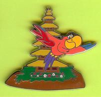Pin's BD Disney Iago (Aladdin) Perroquet - 5Z07 - Disney