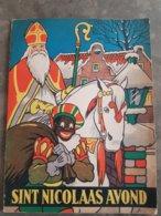 Boekje Sint Nicolaas Avond Sinterklaas Saint Nicolas Sint Nikolaas (19 X 25cm, 14blz) - Libri, Riviste, Fumetti