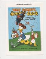 Buvard  -  WALT DISNEY   DONALD DUCK - Buvards, Protège-cahiers Illustrés