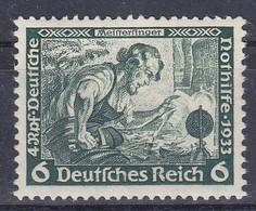 Empire > 1933-1945 (IIIe Reich)      Postfrisch         N°502A**    TB          (N° Katalog MICHEL) - Neufs