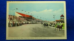 Exhibition Grounds And Race Track Charlottetown Prince Edward Island Canada - Charlottetown