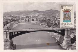 España Nº 1561 En Tarjeta - Maximum Cards