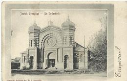Jewish Synagoge De Jodenkerk  (12436) - Afrique Du Sud
